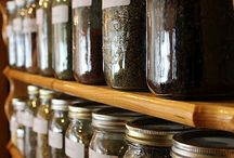 Healing Herbs / Herbs, teas, leaves and other apothecary goods