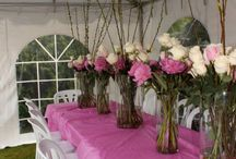Party design - for personal and corporate events