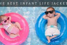 The Best Infant Life Jackets (Ensuring A Safe and Exciting Water Experience for Baby!)