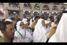 Jemaah Haji Negara Brunei Darussalam di Makkah