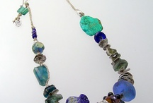 Necklace Inspiration: Colour and Construction