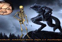Skelette....