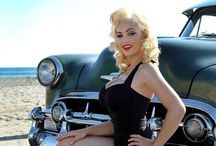 pin ups  / by Brittney Closser
