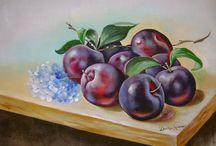 nalepky ovocie
