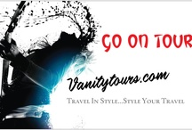 Vanitytours.com Ads / Marketing Communications & Promotions for Vanitytours.com, Travel in Style...Style Your Travel, Art of Travel