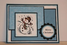 Cards - winter / by Michelle Most
