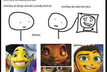 Everything cartoon