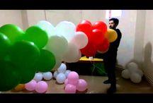 balon susleme / Davetim organizasyon acilis organizasyonu