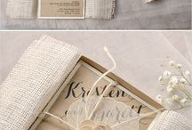 Wedding Ideas - Invitations