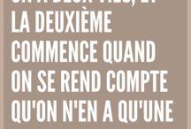 Citations inspirantes / Des citations inspirantes...