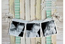 Baby Girl Layout Ideas