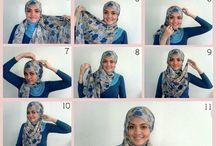 Hijab & fashion / by Rena Ali