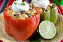Food: Dinner / nom, nom, nom. / by Guadalupe Medina