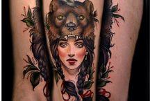 Ink in the Skin / segni particolari