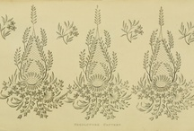 Plans: embroidered 1810 gown
