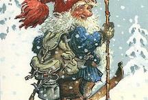 Norske nisser / Gnomes