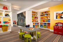 Play and Kids Rooms