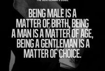 men's quotes