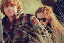Ron en Herms / The best couple ever!