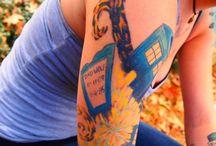 Tattoos / by Melanie Hanson