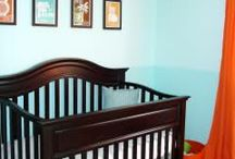 BABY ROOMS / by Jessica Schonter