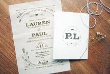 Design - Invitations