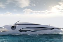 Uber Yachting / Luxury boats galore.