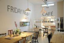 // Nice restaurants // / [ lugares interesantes donde comer o tomar algo]