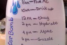 Drinking H2O