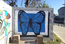 Arte urbano Bilbao / Inspiración