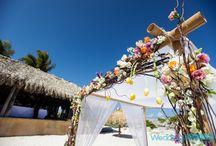 ZAMAS Weddings / Everything you need for your beach wedding