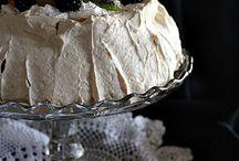 Torták / Sütemények