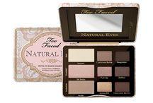"""""""Natural Eyes Neutral Eye Shadow Collection"""" de Too Faced"""
