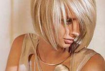 hair cut / by Julie Hewitt-Dubuque