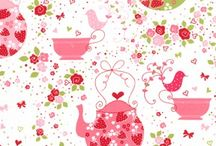 Favorite Fabrics / by Belinda Karls-Nace