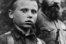 WW II - photos, etc.