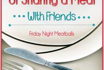 Friday Night Meatballs