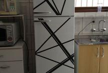 Van Halens refrigerator