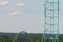 pierces amusement parks / by Andrea Johnson