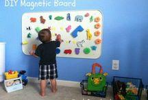 Zeno's Room Inspo - Toddler Boy Room