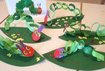 幼稚園 製作