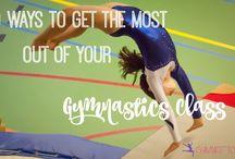 Gymnastics / by Shauna Yee