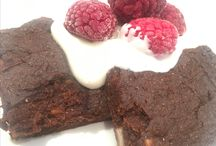 Cake the fit way / Cakes whitout sugars