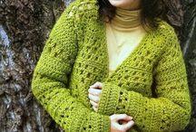 swaeter crochet