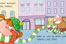 Ja som a l'hivern, 2013 / Cuento infantil para niños de 0 a 3 años