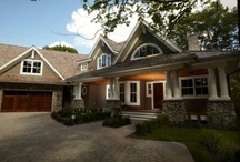 For the Home (Exteriors) / Our Home building style, and likes. / by BeaconstreetBuilders