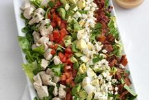 Salads / by Laurie Lauricella