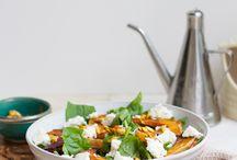 Food | Lighter Options / food, food inspiration, healthy food, clean eating, lighter options, vegetables