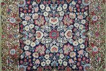 szőnyegek , faliszőnyegek /  carpets , tapestries