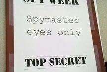 secret seven activities/spy